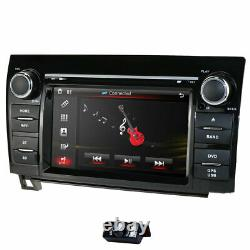 For 2007-2013 Toyota Tundra Sequoia Navi car CD DVD GPS player Radio DAB+Stereo
