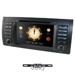 For BMW E39/E53/X5 525i 540i 1DIN Car Stereo CD DVD GPS Player Navigation Radio