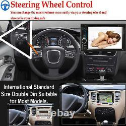 For CHRYSLER JEEP DODGE Car Stereo Radio DVD CD Player Bluetooth Touchscreen USB