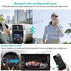 For Chevrolet Corvette Hummer H3 CD DVD Bluetooth Car Radio Stereo AUX USB Touch