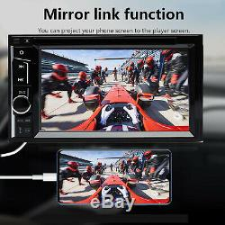 For Dodge Ram 1500 2500 3500 6.2'' 2Din CD DVD Player Car Radio Stereo Bluetooth