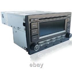 For VW Golf MK4 Passat B5 Polo Car Radio RCN210 CD Player USB MP3 AUX Bluetooth