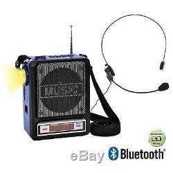 Gemini CDM-4000 CD/MP3/USB DJ Media Player Controller/Mixer + Bluetooth Speaker