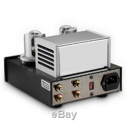 HiFi Stereo 6N8P Vacuum Tube Buffer Audio Preamp Processor for CD DVD Player PC