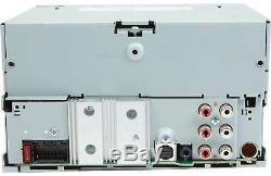 JVC KW-R940BTS Bluetooth 2-DIN Car Stereo CD Receiver Player
