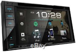 Kenwood DDX419BT 2 DIN DVD/CD Player Android iPhone SPOTIFY Bluetooth