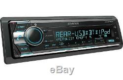 Kenwood KDC-BT572U 1-DIN Car Stereo CD Player Receiver with Bluetooth
