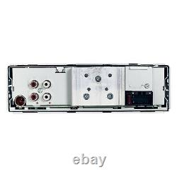 Kenwood Single DIN USB AUX AM/FM Radio Stereo CD Player Car Audio Receiver