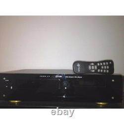 LECTOR CDP 0.5 tube CD player