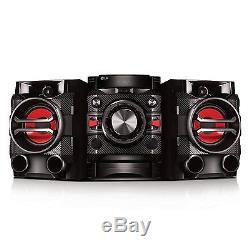 LG Audio CM4360 230W Hi-Fi Bluetooth Audio System with CD player, FM Radio & USB