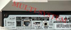 LG BP550 2D/3D All Region Free Blu-Ray DVD Player Multi Zone Codefree, USB-WI-FI