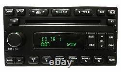 MERCURY FORD Truck E F 150 250 350 CD Player Radio Econoline VAN 98 99 2000 OEM
