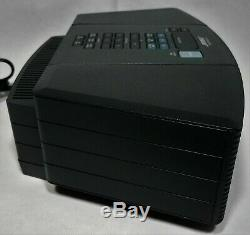MINT Bose Wave Radio CD Player Alarm Clock Model AWRC-1G 100% WORKING