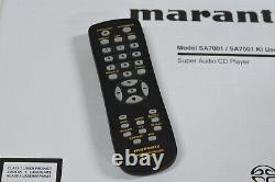 Marantz SA7001 Super Audio CD Player SACD