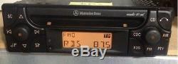 Mercedes Original Autoradio E-Klasse W124 S124 Audio 10 CD MF2910 CD-R Radio RDS