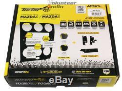Metra 99-7523S Car Radio Stereo CD Player Dash Install Mounting Trim Bezel Kit