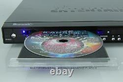 Mr Entertainer MKP100 Recording Karaoke Machine Player CDG/DVD/MP3G/USB/HDMI