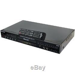 Mr Entertainer MKP200 Pro Bluetooth Karaoke Machine Player + 1300 SONGS