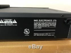 NAD Monitor Series 5000 CD Player With Remote