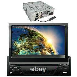 NEW Gravity Single DIN Touch DVD/CD Player Car Stereo with Bluetooth VGR-S7400BT