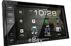 NEW Kenwood DDX276BT 2 DIN DVD/CD Player Android iPhone App Pandora Bluetooth