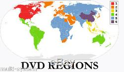 NEW LG BP55/550 2D/3D Wi-Fi All Zone Multi Region Free DVD Blu-Ray Disc Player