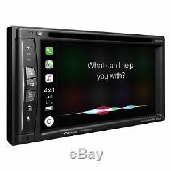 NEW Pioneer AVIC-W6400NEX Double 2 DIN DVD/CD MP3 Player GPS Bluetooth CarPlay