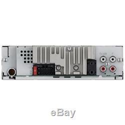 NEW Pioneer DEH-S4200BT Single 1 DIN CD MP3 Player Bluetooth MIXTRAX USB AUX