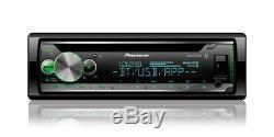 NEW Pioneer DEH-S5200BT Single 1 DIN CD MP3 Player Bluetooth MIXTRAX USB AUX