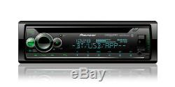 NEW Pioneer DEH-S6200BS Single DIN CD MP3 Player Bluetooth MIXTRAX SiriusXM USB