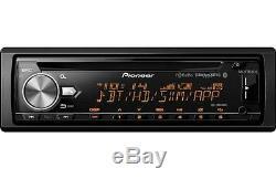 NEW Pioneer DEH-X8800BHS CD/MP3/USB Player Bluetooth HD Radio Siri Eyes MIXTRAX