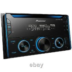 NEW Pioneer FH-S520BT Double 2 DIN CD MP3 Digital Media Player Bluetooth MIXTRAX