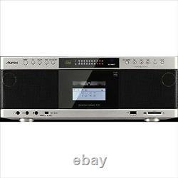 NEW TOSHIBA Aurex TY-AK1 CD cassette tape player High resolution compatible