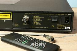 Naim NA CDI Audio Compact Disc CD Player, FB, Remote Control, TOP