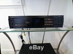 Nakamichi OMS-7AII Audiophile CD player In Near Mint Condition With Remote etc