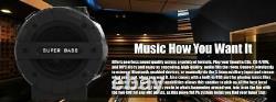 Naxa NPB-262 MP3 CD Player Boombox & PA System with Bluetooth & Aux Input