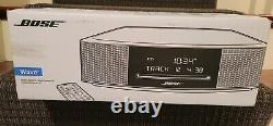 New Bose Wave Music System IV with CD Player & Touch Controls Espresso Black