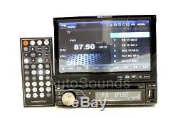 New Soundstream VIR-7830B In-dash DVD/CD/MP3 Player 7 Flip-Up Screen Bluetooth