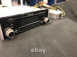 OLD SCHOOL MCINTOSH MX406 AUDIOPHILE CD PLAYER AMERICAN EU Tuner With Dc/Dc