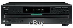 Onkyo DX-C390 CD Changer 6 Disc CD Player DXC390 CD & MP3 Player New