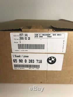 Original Becker BMW BE7969 CD-R MP3 Autoradio IndianapolisCD Navigation NEU