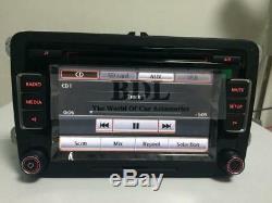 Original RCD510 USB Car Radio Stereo 6Disc CD MP3 Player Golf Passat Tiguan Polo