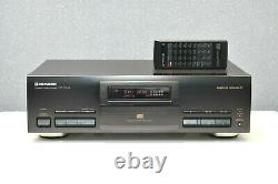 PIONEER PD-S904 High End CD-Player Top Zustand