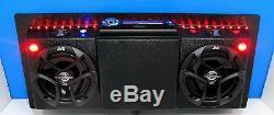 POLARIS 1000 RANGER UTV Overhead Console Stereo Radio 6.5 Speakers CD PLAYER