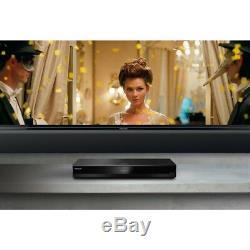 Panasonic DP-UB820EB-K Native 4K Ultra HD Blu-ray Player 7.1 Ch Analogue Output