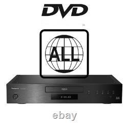 Panasonic DP-UB9000EBK 4K Ultra HD Blu-ray Player MultiRegion for DVD