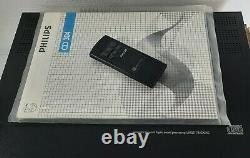 Philips CD304 CD-Player Original box Manual