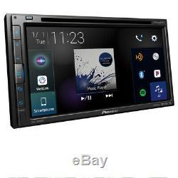 Pioneer AVH-2500NEX 2 DIN DVD/CD Player Bluetooth Android Auto CarPlay WebLink