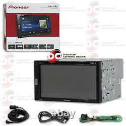 Pioneer AVH-310EX 2DIN 6.8 DVD MP3 CD Player Bluetooth Apple & Android Support