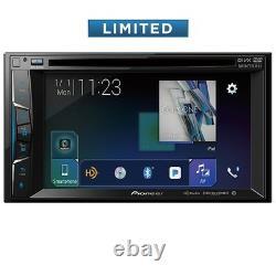 Pioneer AVH-501EX 6.2 DVD Player w Built-in Bluetooth, HD Radio, SiriusXM-Ready